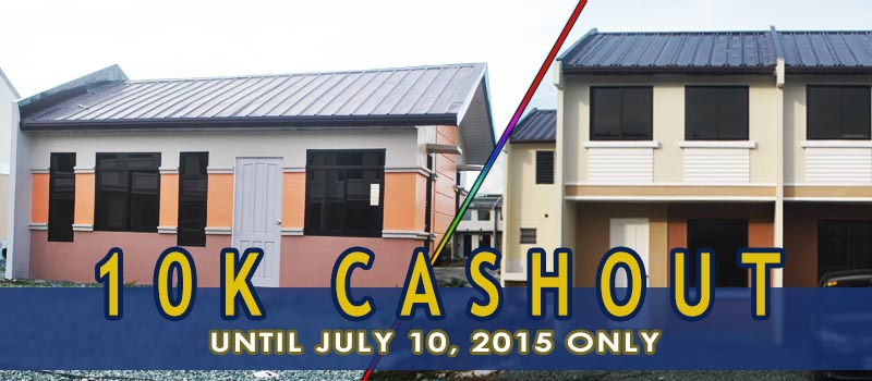 LATEST PROMO: NO DP, 10K cashout na lang until july 10 only!