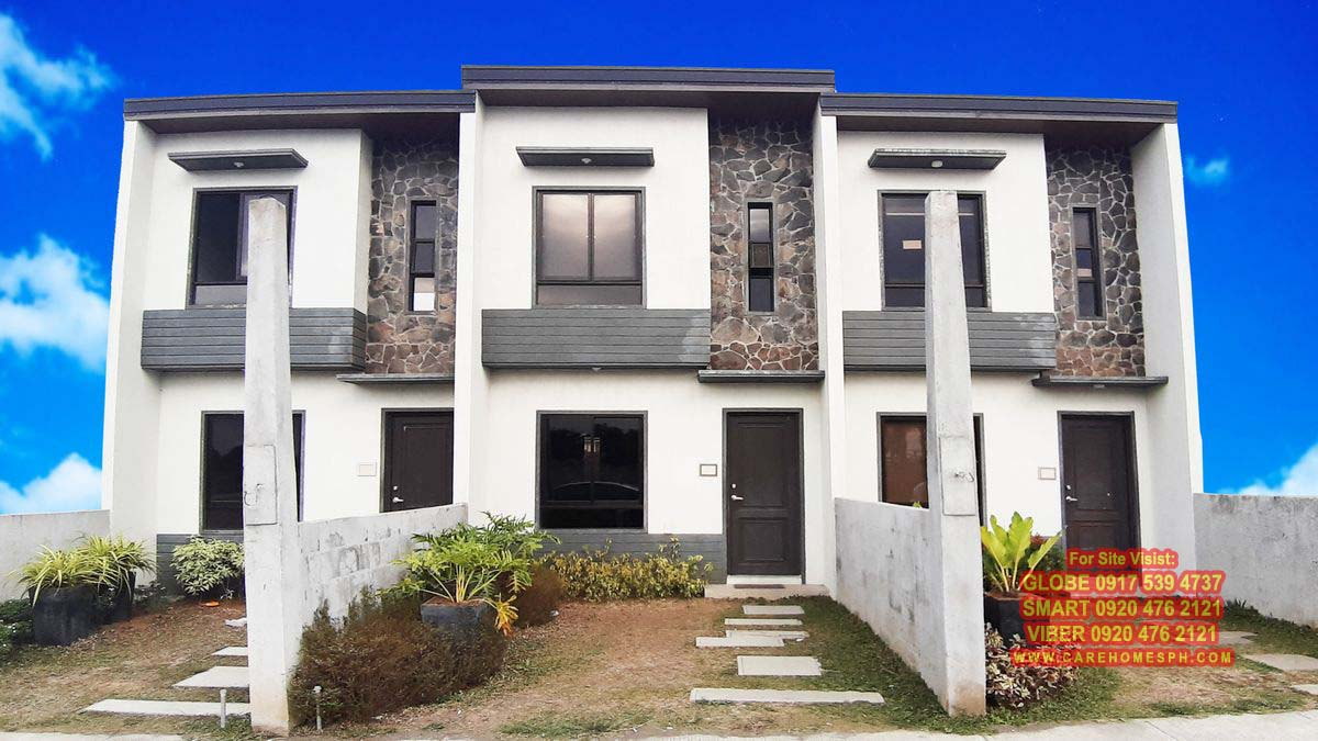 Woodtown Residences - Cypress Pine - 2 Bedroom Townhouse for sale in Dasma Cavite