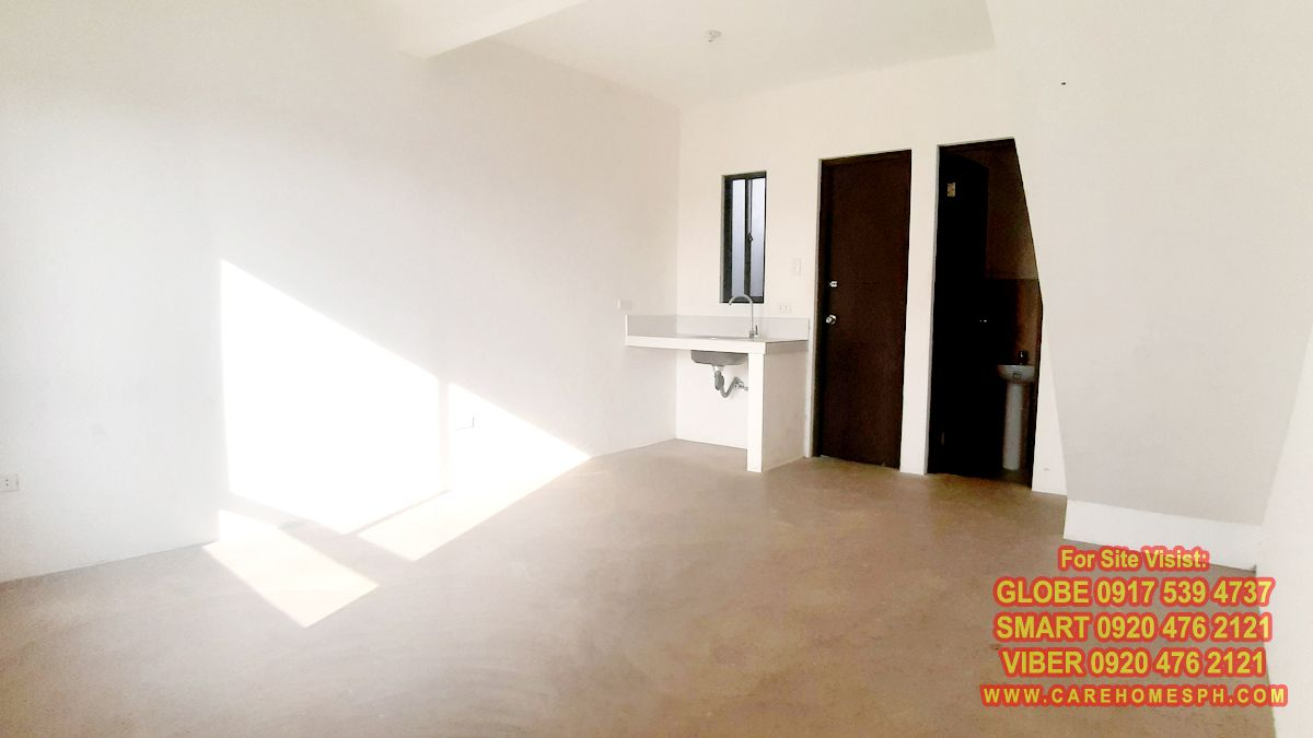 Cypress Pine Residences - Semi Complete Turn Over - House and Lot for sale in Dasma